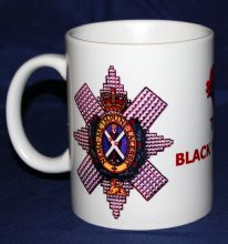Black Watch Coffee Mug